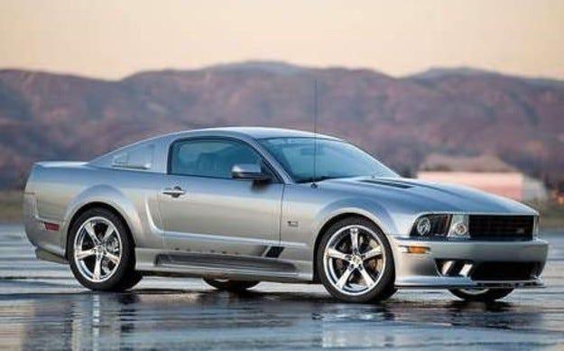 Saleen Mustang 302E & SC