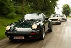 Porsche 911 Turbo 3.3, BMW 2002 turbo, Audi quattro. Как разгръщат мощността си ранните турбомотори? Отначало – нищо, после – всичко. А преходът е дяволски бърз.
