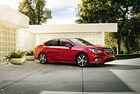 Subaru представи актуализирания седан Legacy