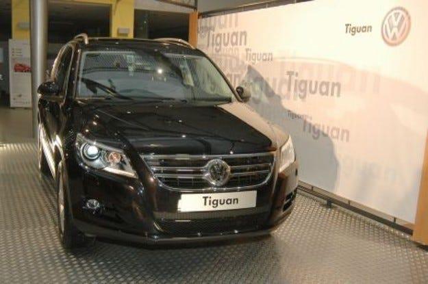 Предпремиерата на VW Tiguan едновременно със Западна Европа