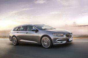 Новият Opel Insignia Sports Tourer по-просторен
