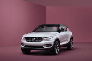 Слуховете за премиера на Volvo XC40 са опровергани