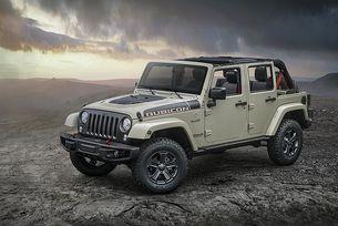 Jeep подготви офроудър Wrangler Rubicon Recon