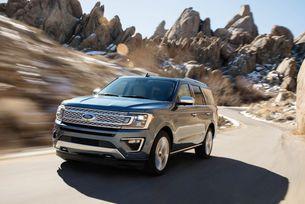 Ford разкри новото поколение на кросоувъра Expedition