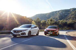 Honda Civic с водеща в класа аеродинамика