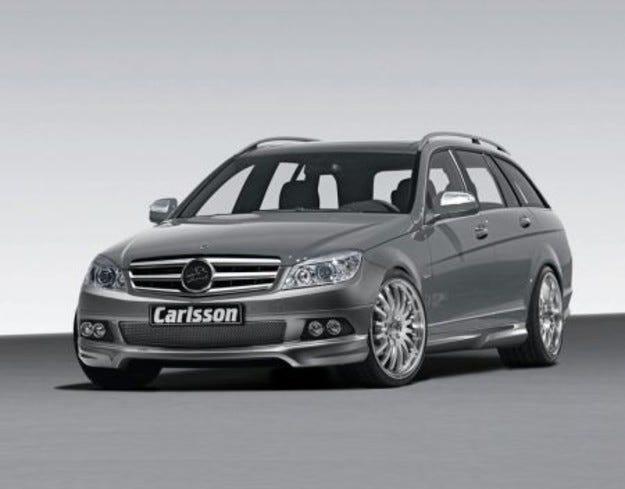 Carlsson C-класа T