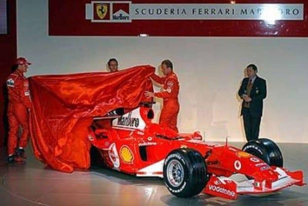 Ferrari 2007