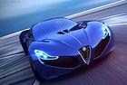 Концептът Alfa Romeo C18 Concept Alfa