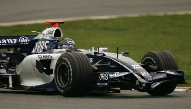 Williams и Honda 2007