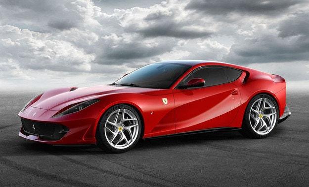 Ferrari разкри най-мощния си спортен модел