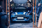 Новото MINI Countryman с нестандартен дебют у нас