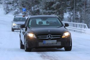 Обновяват Mercedes C-класа за моделната 2018