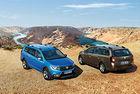 Dacia разработи офроуд комби Logan MCV Stepway