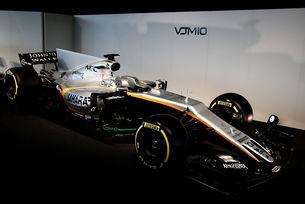 И Force India направи своята заявка