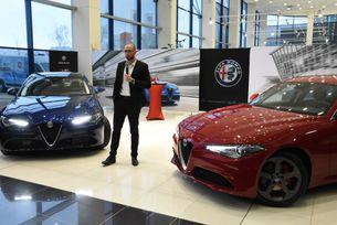 С италиански шик представиха Alfa Romeo Giulia в София