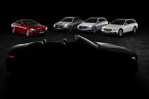 В Женева очакват кабриолета на Mercedes E-класа