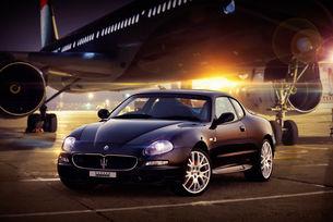 Проект от Carbon Motors: Едно Maserati с нова визия
