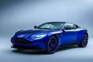 Aston Martin DB11 на Q: Екстремно индивидуален