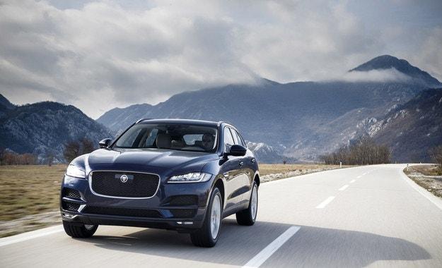 Jaguar F-Pace, XF и XE с по-голяма икономичност