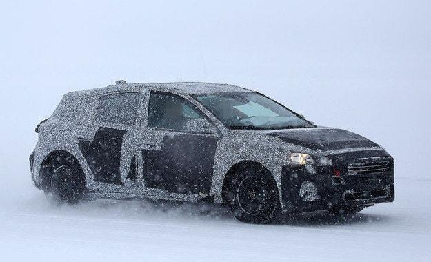 Ford Focus 2018: Моделът става по-дълъг и по-широк