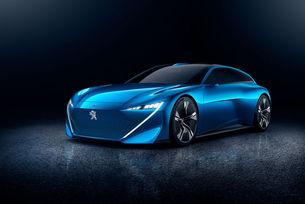 Peugeot разсекрети първия автономен концепт