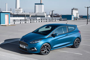 Новият Ford Fiesta ST: Пълен с новости