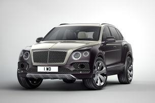 Bentayga Bentley Mulliner: Превъзходният лукс