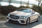 Mercedes-Benz разсекрети кабриолета E-класа