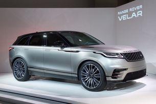 В Лондон дебютира новият Range Rover Velar
