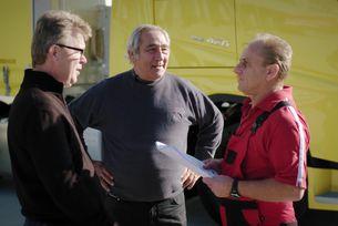 Шефът на Volvo Trucks за Европа прави курсове у нас