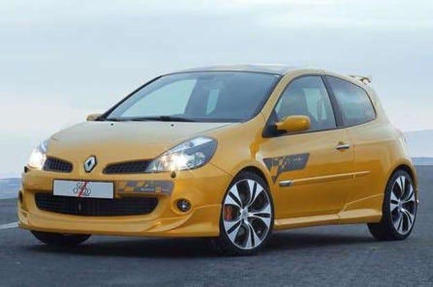 Giacuzzo Renault Clio Sport