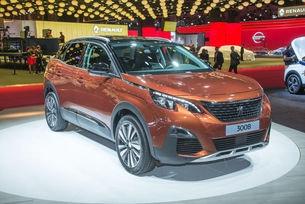"""Peugeot 3008 e """"Автомобил на 2017 година"""" в Европа"""