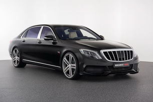 Brabus Maybach 900: Лукс и впечатляваща динамика