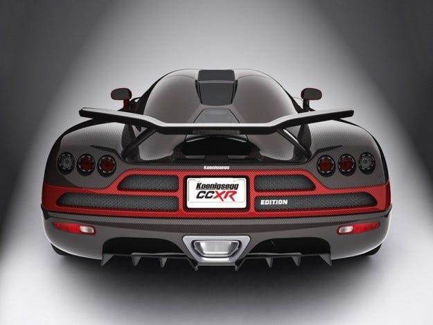 Koenigsegg CCX & CCXR