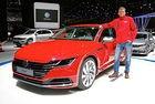 Volkswagen представи най-скъпия седан Arteon