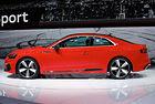 Новото Audi RS 5 Coupé гастролира край езерото Леман