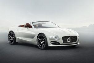 Bentley EXP 12 Speed 6e само с електро задвижване