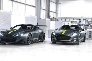 """Aston Martin създаде подмарка AMR за """"горещи"""" модели"""