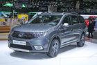 Dacia Logan MCV Stepway бе разкрит в Женева