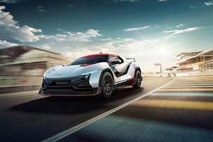 Tata представи първия индийски спортен автомобил