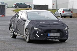 Hyundai i30 Fastback стъпва на пазара през 2018