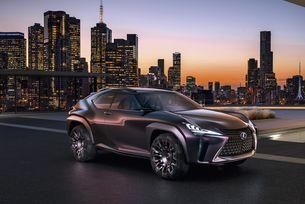 Lexus обяви премиерата на нов кросоувър