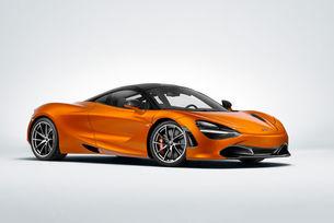 Световен дебют на новия McLaren 720S