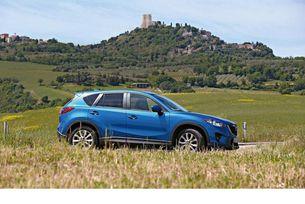 Mazda CX-5 2.2 D Skyactiv-D AWD: 100 000 км почти без повреди