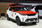Какво представи Jaguar Land Rover на салона в Женева