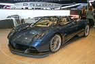 Новият спортен автомобил Pagani дебютира през 2020 г.