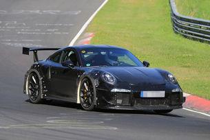 Porsche 911 GT2 с турбо мотор, задно предаване и 650 к.с.