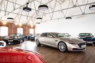 Aston Martin ще разшири моделната гама на Lagonda