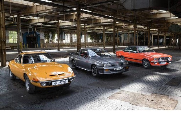 Opel GT, Opel Commodore GS/E и Opel Manta GSi: Мускули