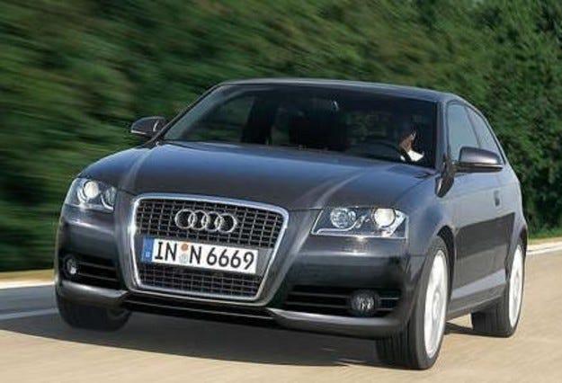 Audi 2008